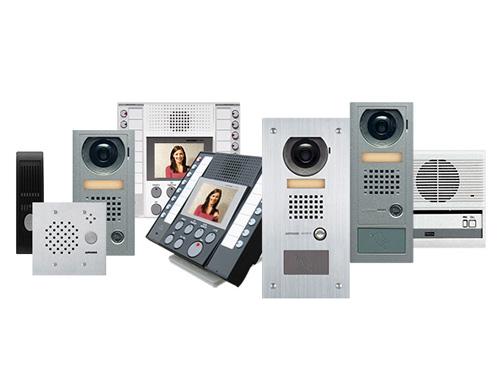 intercom pager installation services