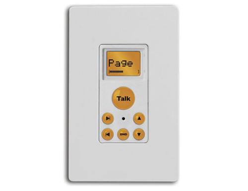 residential intercome pager