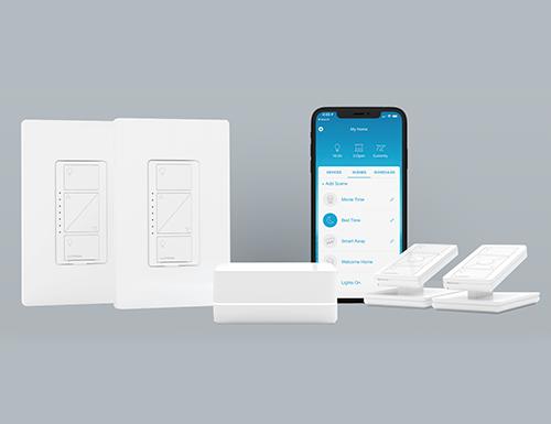 z-wave residential smart home setup